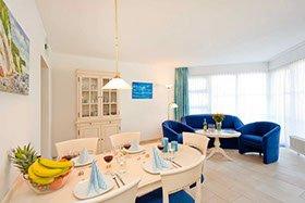 Private 4-Sterne Luxus Ferienwohnungen. Direkte Strandlage mit ...